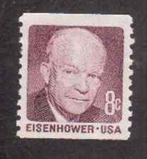 Eisenhower 8 Cent Stamp