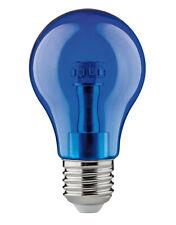 Paulmann 284.50 LED Glühlampe 1,5W E27 230V Blau