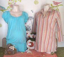 Lot vêtements grossesse occasion maternité... Haut, Tunique ... T : 42 / 44