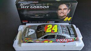 Jeff Gordon #24 Action ARC Platinum 1/24 RAW Axalta 2014 Chevrolet SS RARE