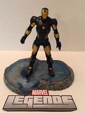 Marvel Legends 030 - IRON MAN - Loose Figure - Hulkbuster BAF