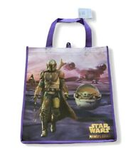 Star Wars Disney The Mandalorian Shopping Bag New