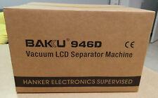 BAKU Built-in Air Vacuum Pump Separator BK-946D LCD Touch Screen Machine - NEW