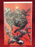 Venomverse #1 2017 Marvel Comics 1:100 Bradshaw Virgin Variant