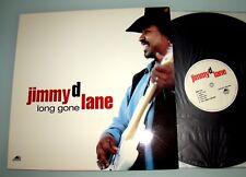 Jimmy D. Lane - Long Gone - Audiophile 180g HQ Vinyl LP / Analogue Prod APO2003