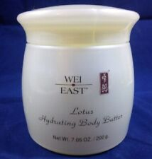 Wei East White Lotus Hydrating Body Butter 7.05 Oz. New Sealed