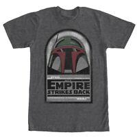 Star Wars Mens Empire Strikes Back Boba Fett Shirt NWT S