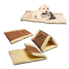Pet Cat Dog Sleeping Bed House Kennel Baby Puppy Cave Warm Nest Soft Mat Pad Usa