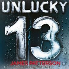Unlucky 13: (Women's Murder Club 13) by James Patterson (CD-Audio, 2014)