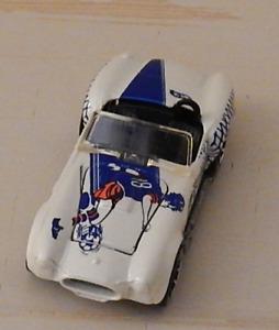 Shelby Cobra 427 S/C Hot Wheels Sports Car Series 1996-406 Loose
