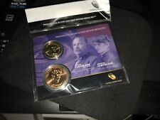 10 sets 2012 Cleveland Presidential Dollar and First Spouse Frances Medal Set