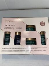 Biossance Top Shelfies Beauty Gift Set, 5 Best Selling Products, Fing In Box