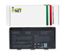 Batteria da 6600mAh compatibile con MSI BTY-M6D 957-16FXXP-101 S9N-3496200-M47