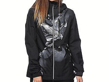 VOLCOM Women's DRYAS Snow Jacket - BKG - Small - NWT