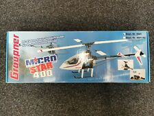 * RARE * Graupner Micro Star 400 RC Electric Helicopter Kit G4441
