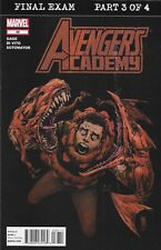 Avengers Academy Comic Issue 36 Modern Age First Print 2012 Gage Sotomayor