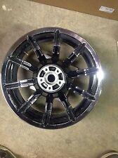 Harley Davidson Impeller Custom 16in Rear Wheel Contrast Chrome #40900391