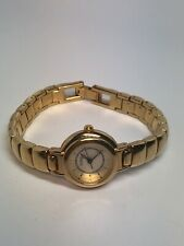 Guess Ladies Stainless Steel Quartz Gold Tone Watch