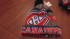Montreal Canadiens Reebok Hat Cap Tuque Mens Womens  New NWT