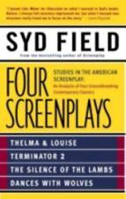 Four Screenplays: Studies in the American Screenplay Field, Syd Paperback