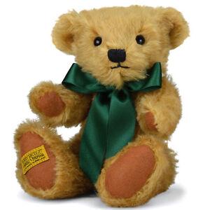 Merrythought Shrewsbury teddy bear classic mohair - 25cm / 10 inches - SHR10SY