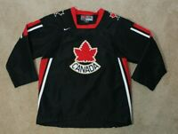 Nike Team Canada Hockey Jersey 3rd Alternate - Youth L/XL Olympics