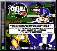 DOWN A.KA. KILO The Definition of an Ese [Edited]  (rap) (CD, May-2007, 2 ...