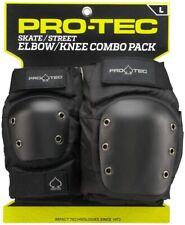 New listing Adult Pro-Tec Street Multi-Sport Knee & Elbow Pads skateboard - Medium