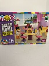 Dream Home Construction Blocks My Blox Compatible With Other Brands New in Box