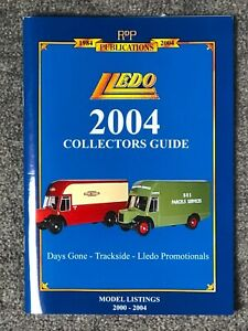 Lledo (RDP) Collector Guides 2004 Trackside, Promotional, Days Gone