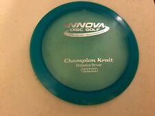 New Innova Disc Golf Champion Krait - 168g