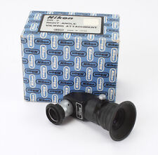 NIKON RIGHT ANGLE FINDER DR-3, WITH NICE BLUE BOX/191065