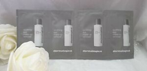 12 X Dermalogica Soothing Eye Make-Up Remover x 12 Sachets Free Postage UK