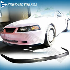 For 99-04 Ford Mustang SVT GT Front Bumper Lip OE Style Spoiler Bodykit NEW PU