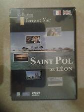 14403 // COLLECTION TERRE ET MER SAINT POL DE LEON DVD NEUF
