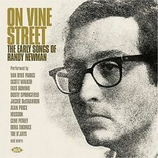 On Vine Street: The Early Songs of Randy Newman by Various Artists (CD,...