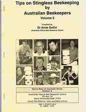 BOOKLET 8 - Tips on Stingless Beekeeping by Australian Beekeepers (Volume 2)