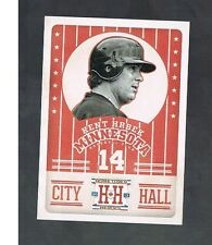 KENT HRBEK #CH14 TWINS CITY HALL 2013 panini Hometown Heroes
