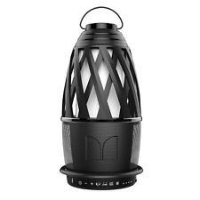 Monster MNFLAME Flame Bluetooth Speaker, Black - Portable