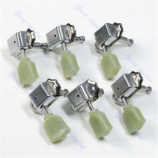Guitar Parts 3R+3L Deluxe Tuning Pegs Machine Heads Tuners For Gibson Style