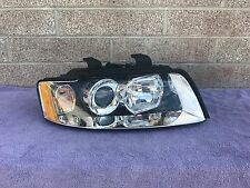 02-05 Audi A4  OEM HID Headlight Assembly Xenon right Side RH LIKE NEW!