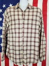 Lot of 3 Levi's Men's Button Front Long Sleeve Shirts Size Large