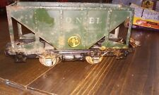 Lionel train 803 green metal vintage parts restore