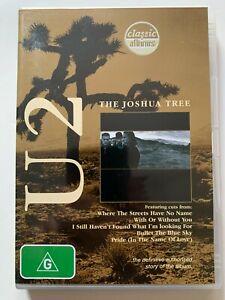 U2 - The Joshua Tree - Classic Albums (DVD)