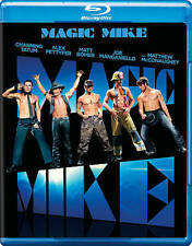 Magic Mike Blu-ray/DVD 2-Disc Set With Digital Copy UltraViolet & SLIPCOVER! USA