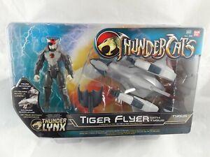 Bandai Thundercats Tiger Flyer Vehicle and Figure