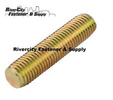 (5) 12mm x 50mm Metric threaded Studs M12-1.25x50mm / Manifold / Exhaust System