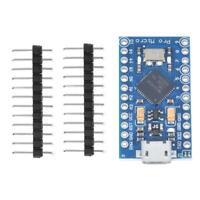 Leonardo Pro Micro ATmega 32U4 para Arduino IDE 1.0.3 cargador de arranque reemplazar Pro Mini