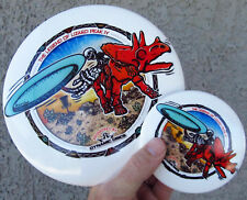 Dyemax Judge + Mini Alert! Rare Set - Full Color Skeleton Rider Ltd Edition !
