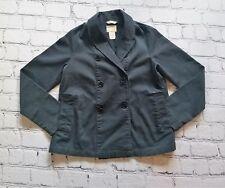J.Crew Crewcuts Boys Kids Blue Grey Slate Blazer Jacket - Sz 10